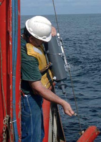 Environmental Impact Water Sample