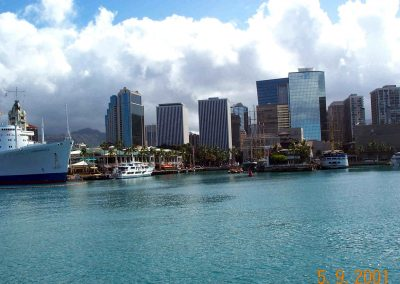Hawaii - skyline