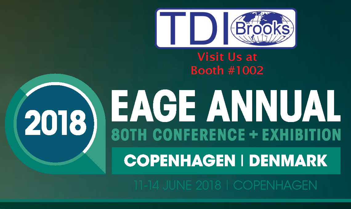 tdi brooks international inc to exhibit at the 80th eage