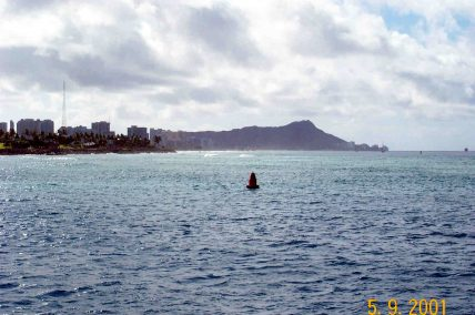 Diamond Head Buoy